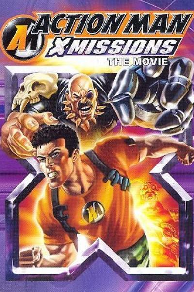 Caratula, cartel, poster o portada de Action Man: X-Missions, la película