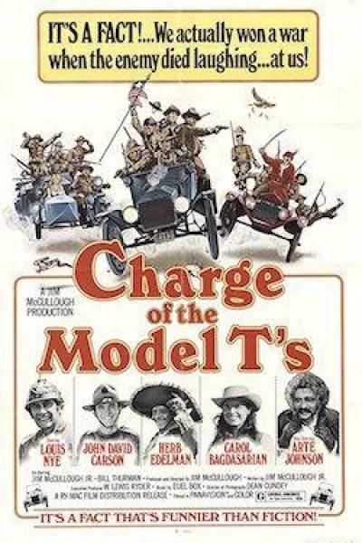 Caratula, cartel, poster o portada de La Carga del Modelo T