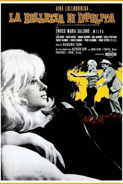 Caratula, cartel, poster o portada de La belleza de Hipólita