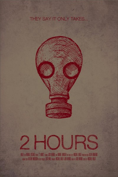 Caratula, cartel, poster o portada de 2 Hours