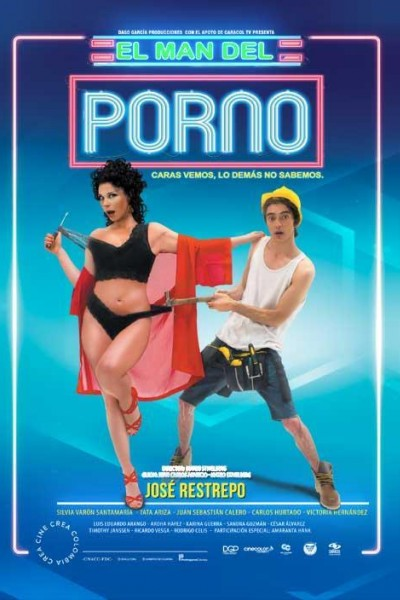 Caratula, cartel, poster o portada de El man del porno