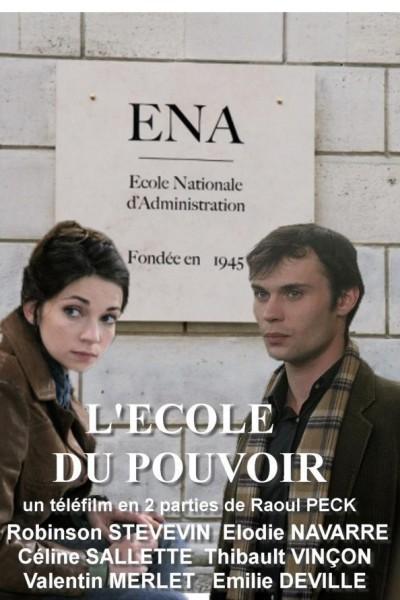 Caratula, cartel, poster o portada de L\'école du pouvoir