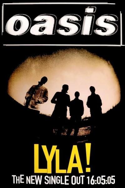 Caratula, cartel, poster o portada de Oasis: Lyla (Vídeo musical)
