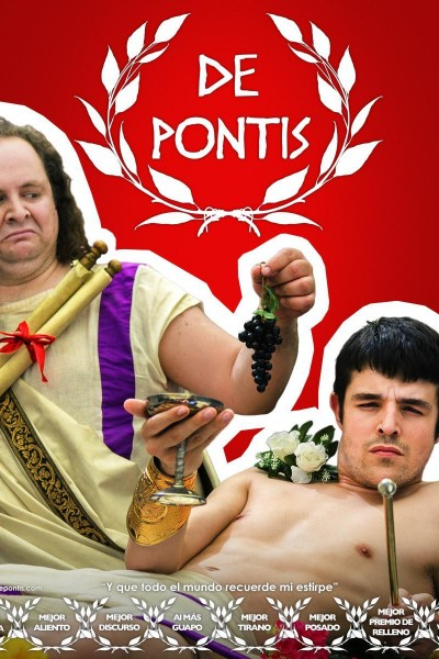 Caratula, cartel, poster o portada de De Pontis