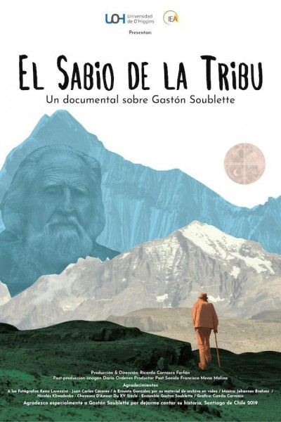 Caratula, cartel, poster o portada de El sabio de la tribu