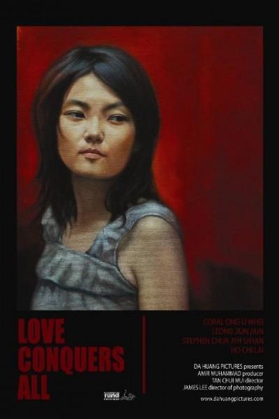 Caratula, cartel, poster o portada de Love Conquers All