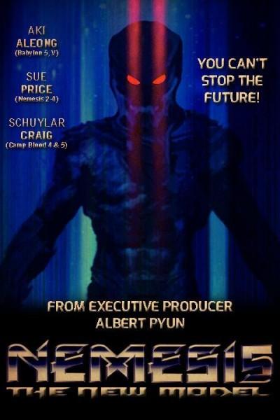 Caratula, cartel, poster o portada de Nemesis 5: The New Model