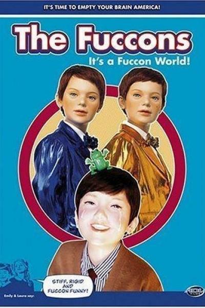 Caratula, cartel, poster o portada de The Fuccons
