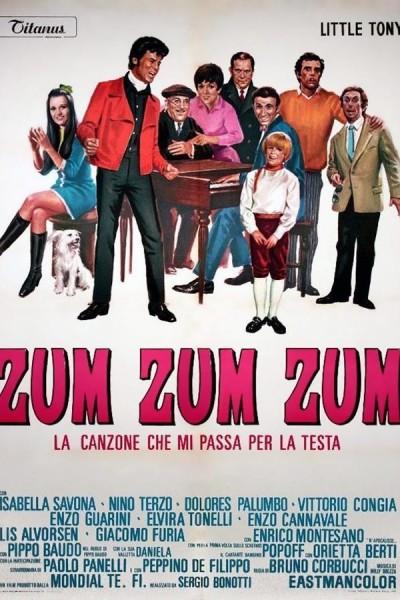 Caratula, cartel, poster o portada de Zum zum zum