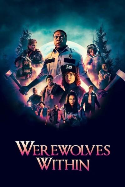 Caratula, cartel, poster o portada de Un hombre lobo entre nosotros