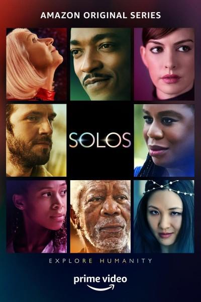 Caratula, cartel, poster o portada de Solos