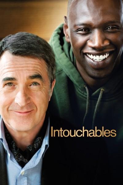 Caratula, cartel, poster o portada de Intocable