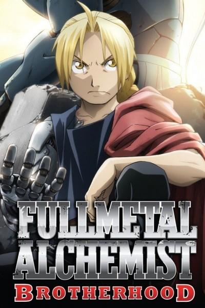Caratula, cartel, poster o portada de Fullmetal Alchemist: Brotherhood