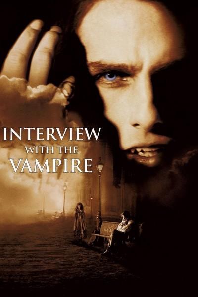 Caratula, cartel, poster o portada de Entrevista con el vampiro