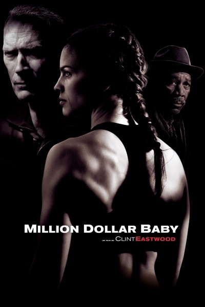 Caratula, cartel, poster o portada de Million Dollar Baby