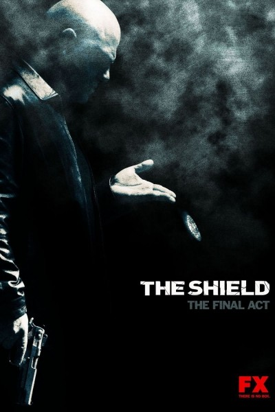 Caratula, cartel, poster o portada de The Shield: Al margen de la ley