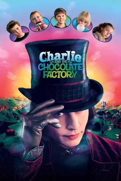 Caratula, cartel, poster o portada de Charlie y la fábrica de chocolate