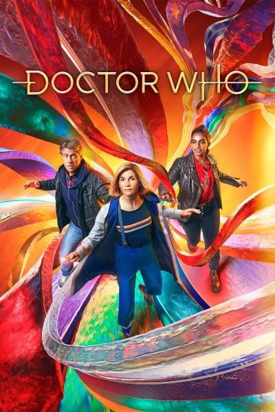 Caratula, cartel, poster o portada de Doctor Who