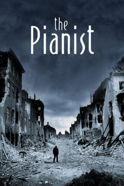Caratula, cartel, poster o portada de El pianista