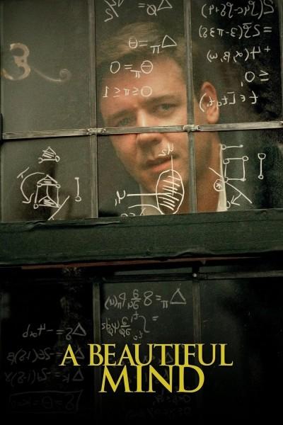Caratula, cartel, poster o portada de Una mente maravillosa