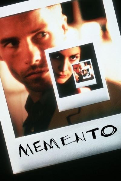 Caratula, cartel, poster o portada de Memento