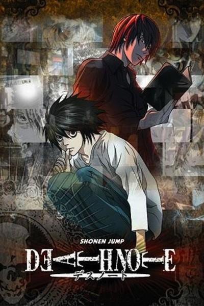 Caratula, cartel, poster o portada de Death Note