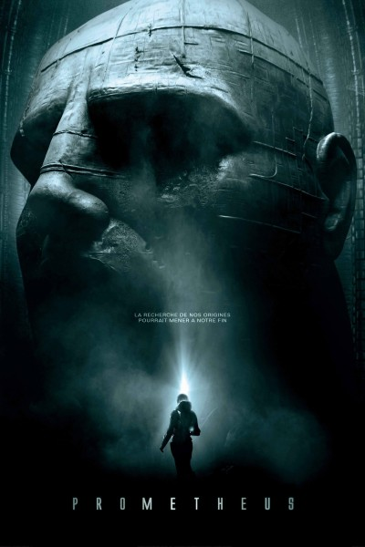 Caratula, cartel, poster o portada de Prometheus