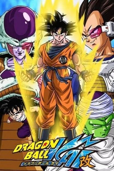 Caratula, cartel, poster o portada de Dragon Ball Z Kai