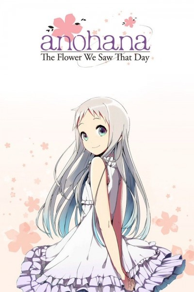 Caratula, cartel, poster o portada de Anohana: The Flower We Saw That Day