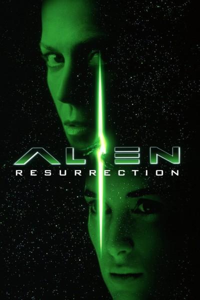 Caratula, cartel, poster o portada de Alien: Resurrección