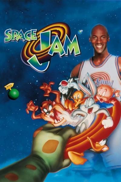 Caratula, cartel, poster o portada de Space Jam