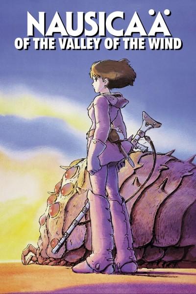 Caratula, cartel, poster o portada de Nausicaä del Valle del Viento