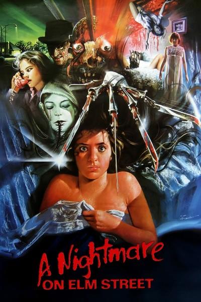 Caratula, cartel, poster o portada de Pesadilla en Elm Street