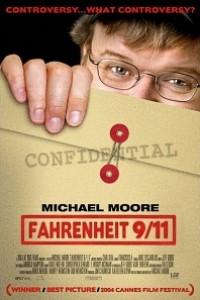 Caratula, cartel, poster o portada de Fahrenheit 9/11
