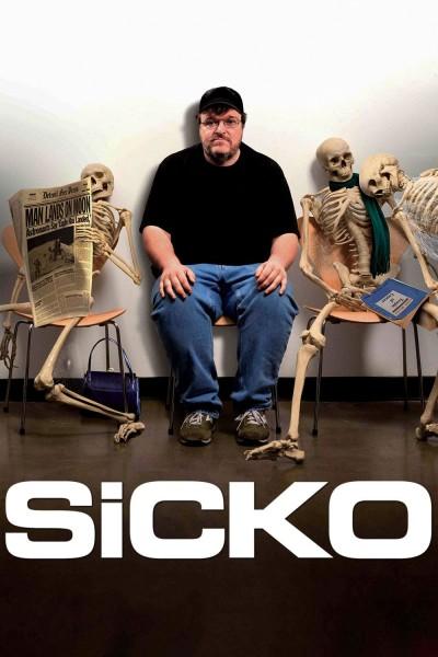 Caratula, cartel, poster o portada de Sicko
