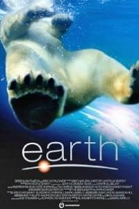 Caratula, cartel, poster o portada de Tierra, la película de nuestro planeta