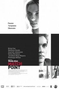 Caratula, cartel, poster o portada de Match Point