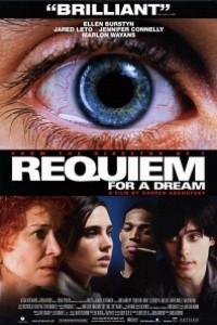 Caratula, cartel, poster o portada de Réquiem por un sueño