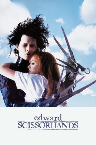 Caratula, cartel, poster o portada de Eduardo Manostijeras