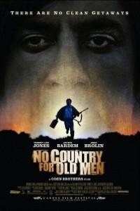 Caratula, cartel, poster o portada de No es país para viejos