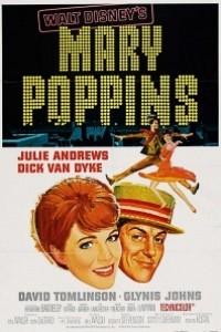 Caratula, cartel, poster o portada de Mary Poppins