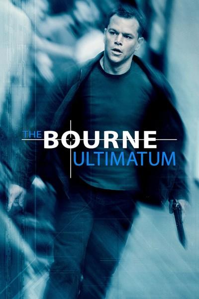 Caratula, cartel, poster o portada de El ultimátum de Bourne