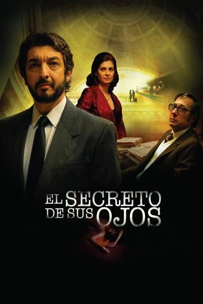 Caratula, cartel, poster o portada de El secreto de sus ojos