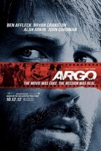 Caratula, cartel, poster o portada de Argo