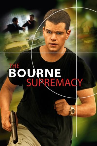 Caratula, cartel, poster o portada de El mito de Bourne