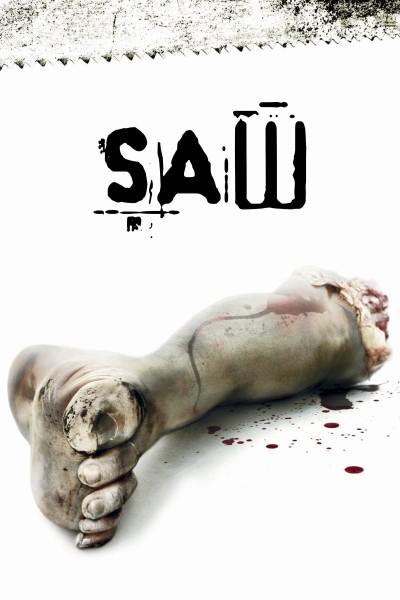 Caratula, cartel, poster o portada de Saw