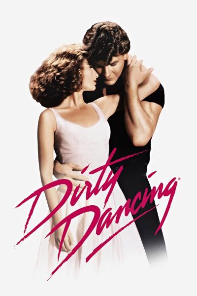 Caratula, cartel, poster o portada de Dirty Dancing