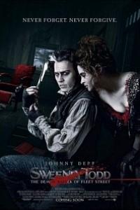 Caratula, cartel, poster o portada de Sweeney Todd: El barbero diabólico de la calle Fleet