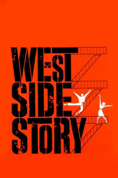 Caratula, cartel, poster o portada de West Side Story (Amor sin barreras)