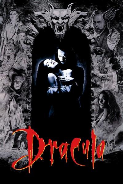 Caratula, cartel, poster o portada de Drácula de Bram Stoker